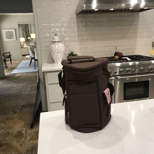 Accessories - Wine and cheese insulated tote